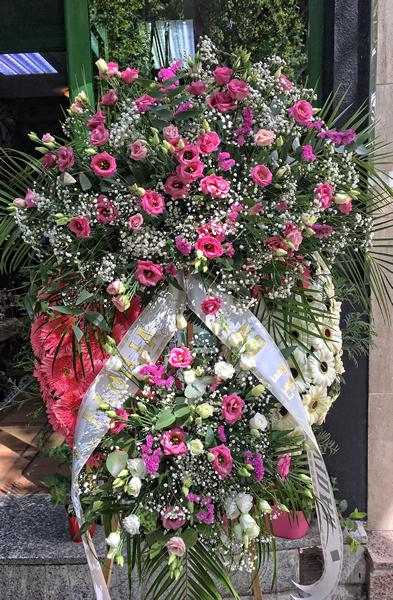 Corona funeraria dos cabeceros
